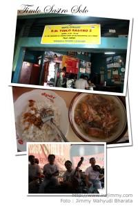 Kuliner Nusantara Timlo Sastro Solo