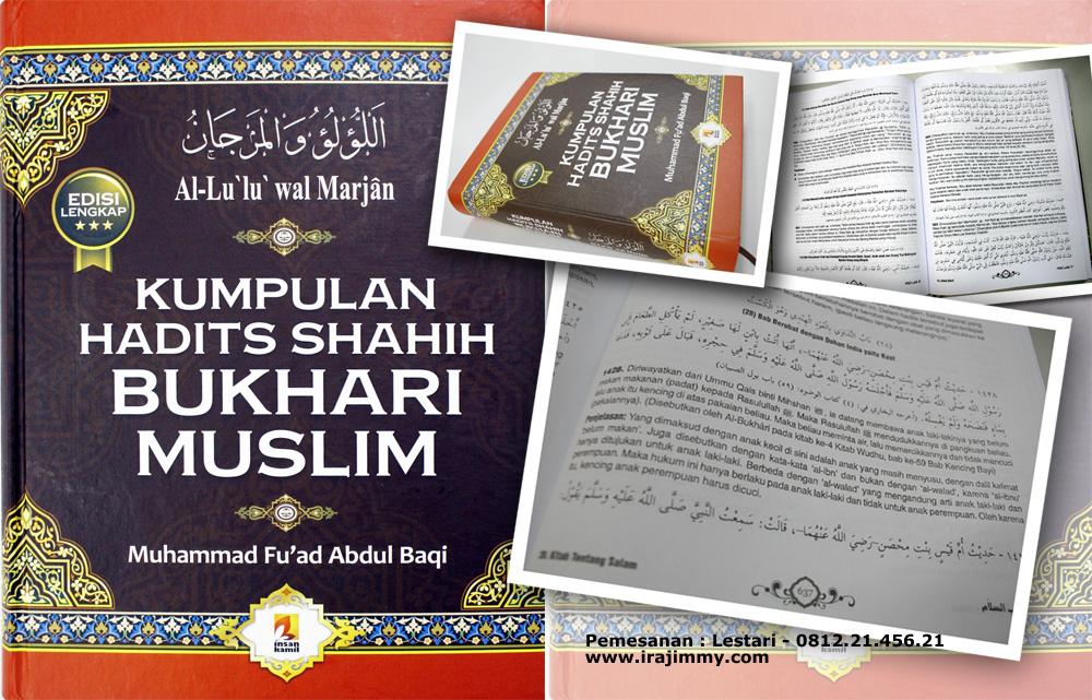 Buku hadits shahih bukhari muslim #