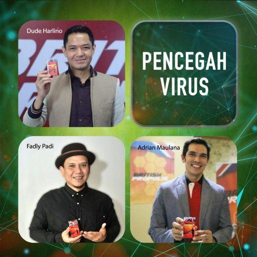 pencegah virus p004