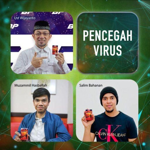pencegah virus p006