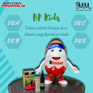 manfaat british propolis untuk anak