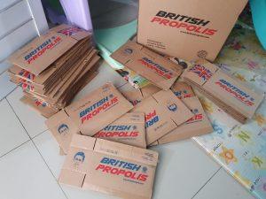 distributor british propolis